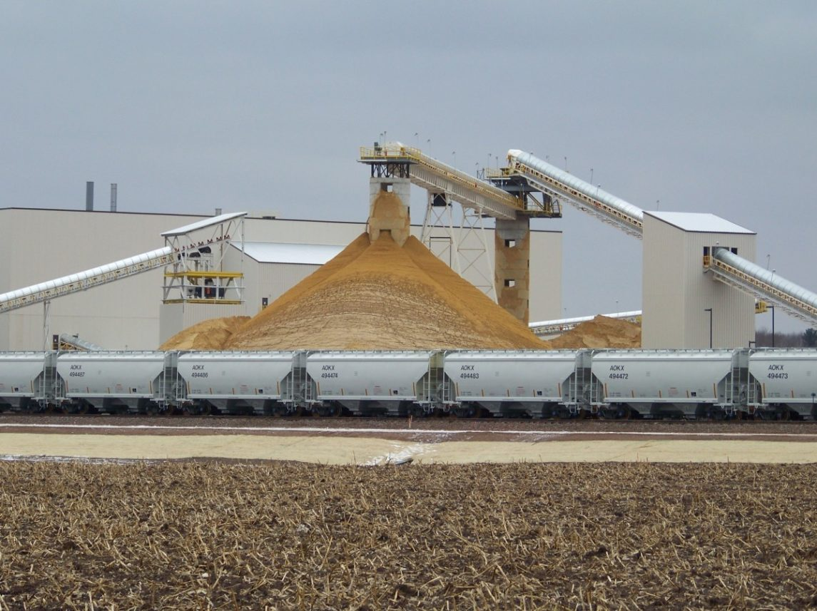 Industry Leaders Say It's Only The Beginning for Frac Sand Industry