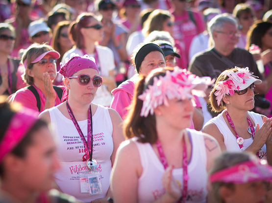 Does The Komen Foundation's Pink Ribbon Campaign Actually Help Fight Breast Cancer?
