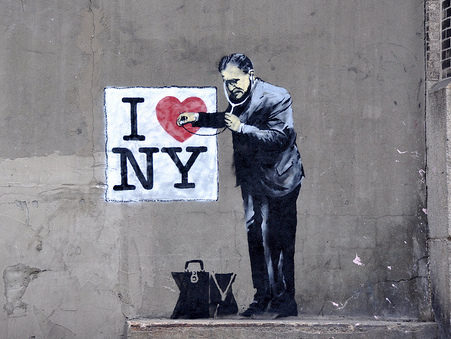 Banking On Banksy