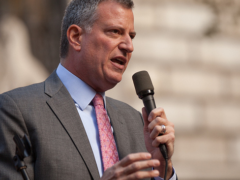 "Mayor Bill De Blasio's ""Progressive"" Promise Puts Focus On NYC"