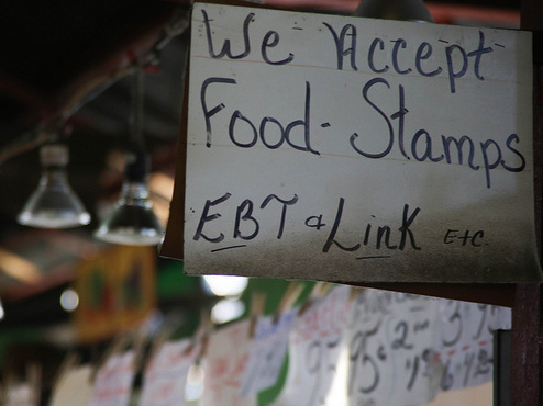 This Holiday Season, Charity No Match For Food Stamp Cuts