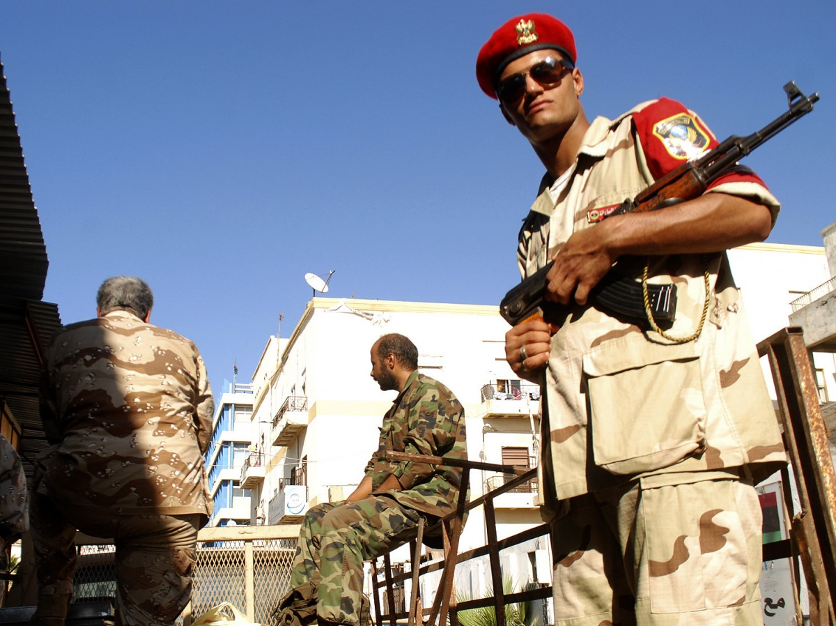 Libya Grapples For Control Over Its Eastern Ports