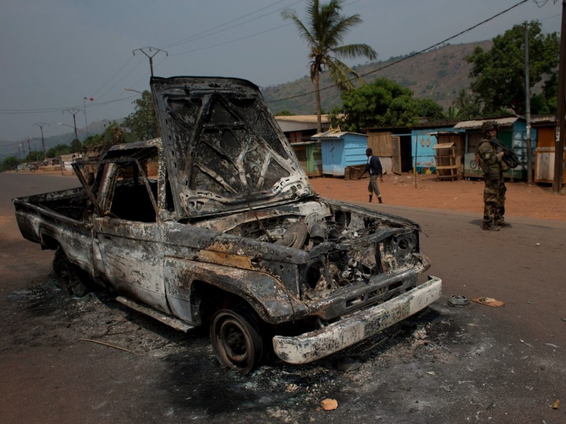 Christmas Carnage: AU Peacekeepers Killed In Central African Republic