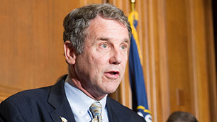 Senator Sherrod Brown. (Photo/ Senate Democrats via Flickr)