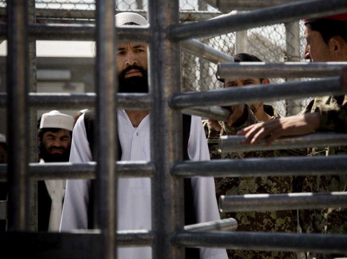 Despite Promise, US Clings To Control Over Afghan Prison