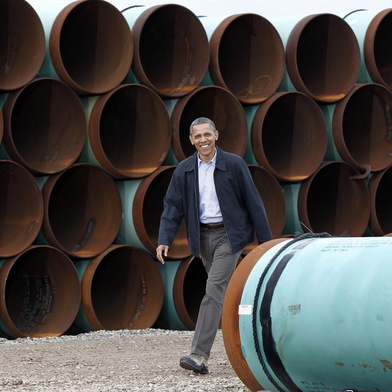 'Yeeeeehaw!' Obama Administration Rejects Keystone XL Tar Sands Pipeline