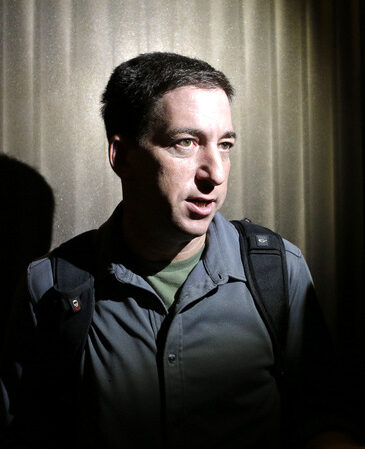 Glenn Greenwald | Julian Assange
