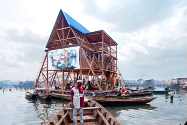 This Building In Lagos, Nigeria Could Be The World's Most Futuristic School