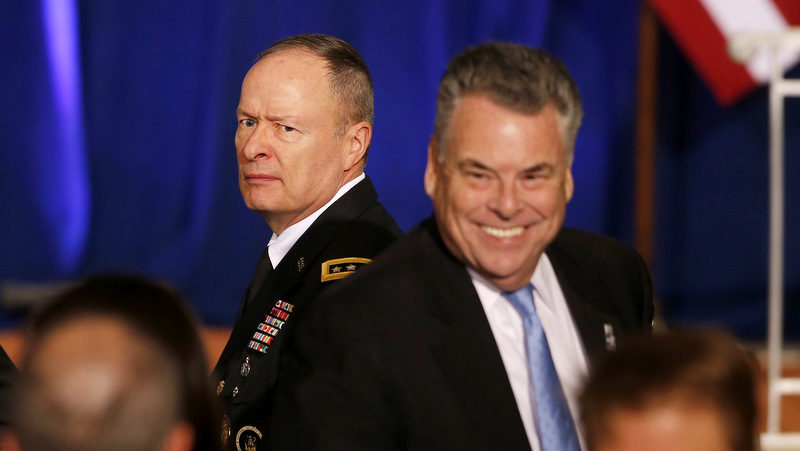 Outgoing NSA Chief Confident Of 'Reporter-Gag' Legislation On Fed Leaks