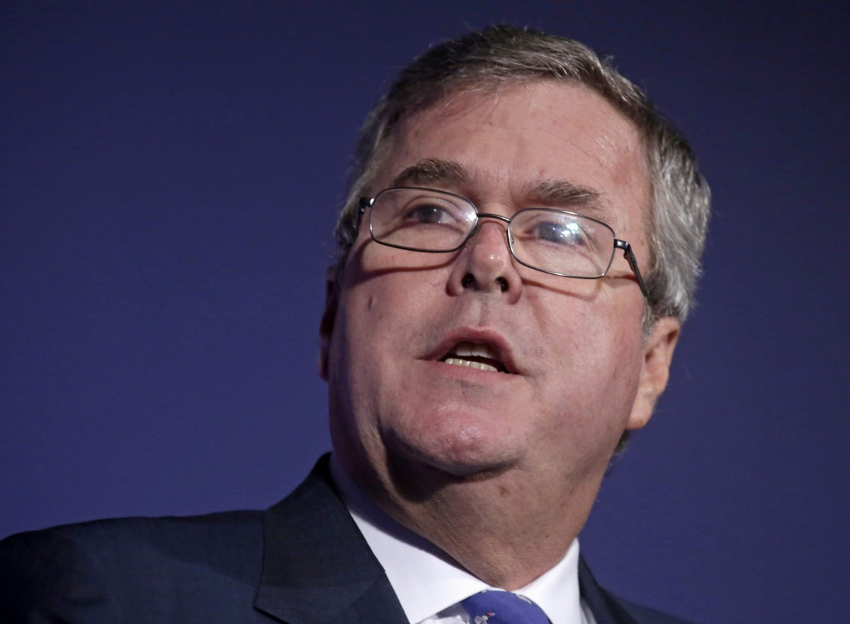 Surprise! Jeb Bush's Top Donors For 2016 Are Goldman Sachs Execs