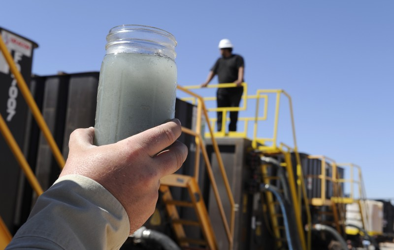 Report:  Fracking Produced 280 Billion Gallons Of Toxic Wastewater In 2012