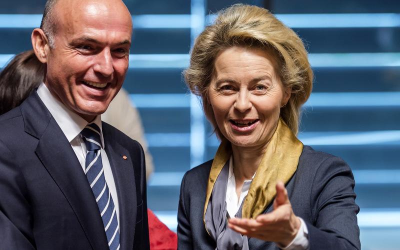 Ursula von der Leyen, Gerald Klug