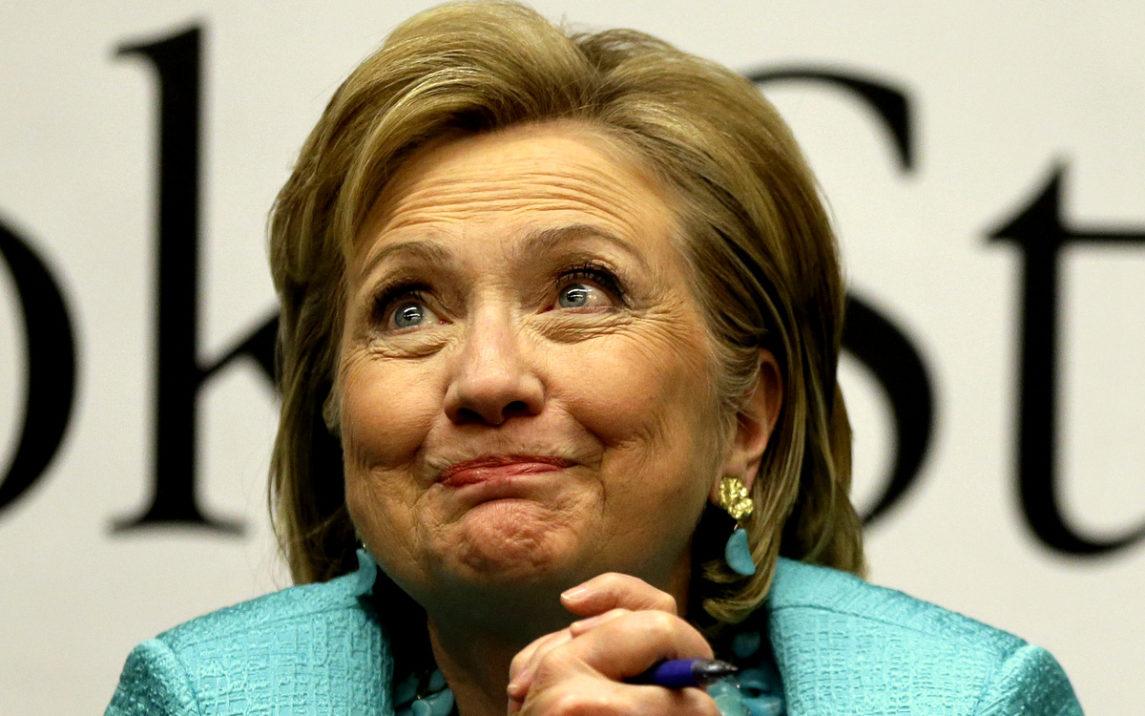 Hillary's Haughty Hyperbole!