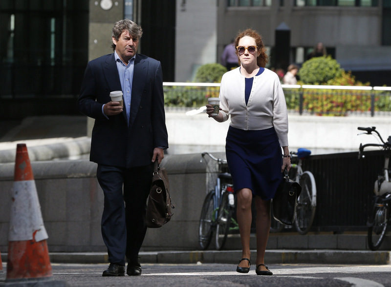 UK Phone Hacking Trial Set To Go To Jury