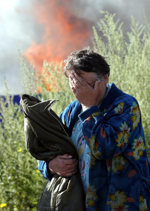 Cease-fire Over, Ukraine Renews Attacks On Separatists