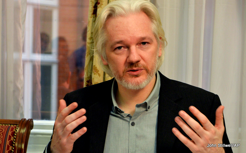 Julian Assange: Trump Won't Be Allowed To Win, Clinton & ISIS Funded By Same Money