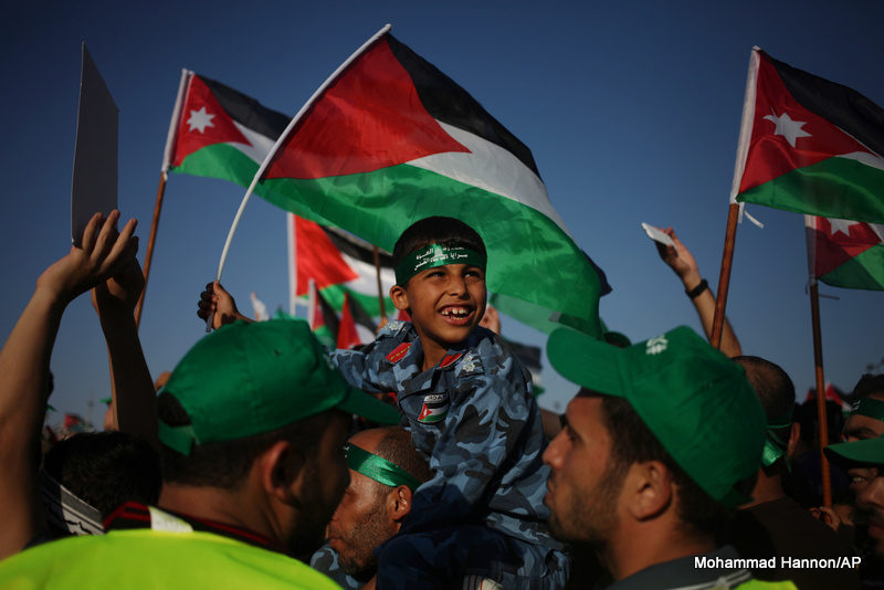 The Key To Stop ISIS From Spreading To Jordan Rests In Iraq