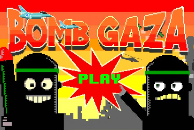 'Bomb Gaza' Is Just One Of Several Disturbing Israeli Video Games For Your Smartphone