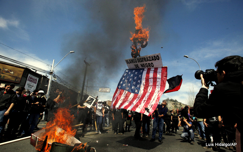 CIA Continues Cover Up Of Involvement In Chile's 9/11 Coup