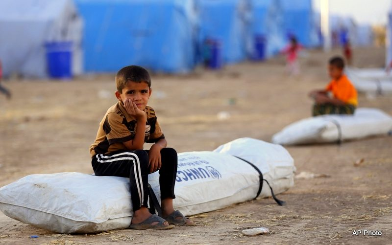 ISIS Establishes Camps To Radicalize Children Of Iraq, Syria