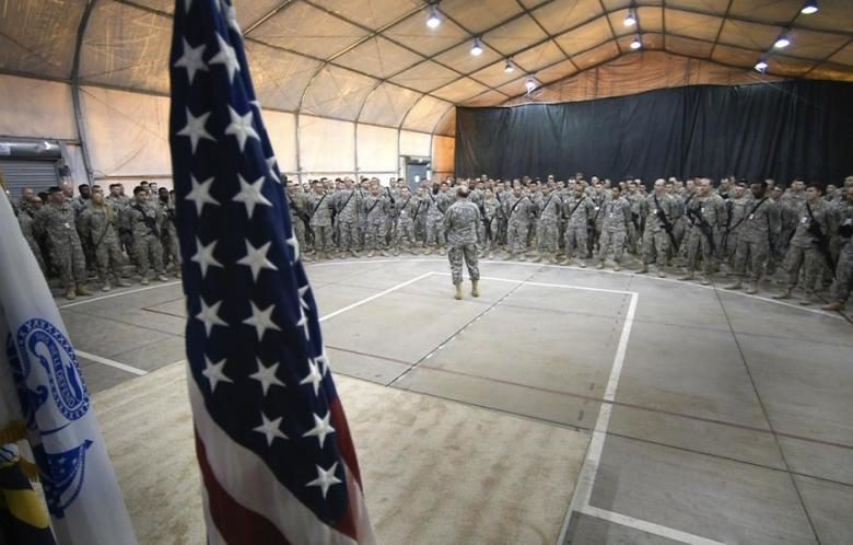 US Troops Will Deploy To Iraq Without Congressional Approval: Pentagon