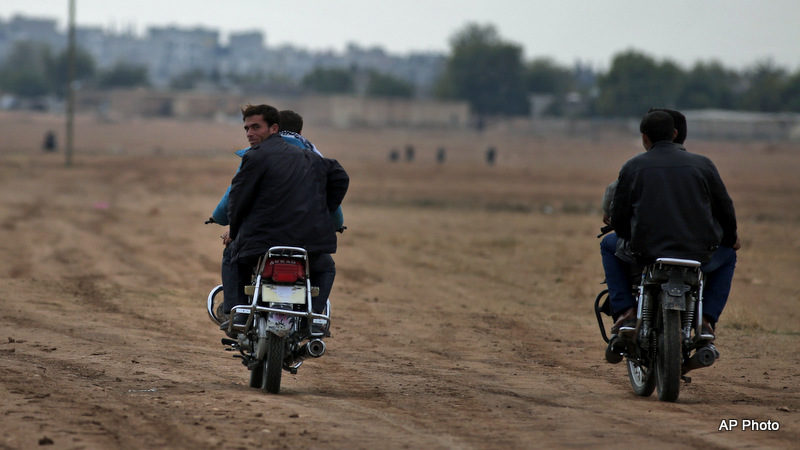 Meet The Man Smuggling Prospective ISIS Recruits Across The Turkey-Syria Border
