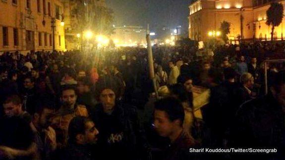 Egypt's Arab Spring 2.0