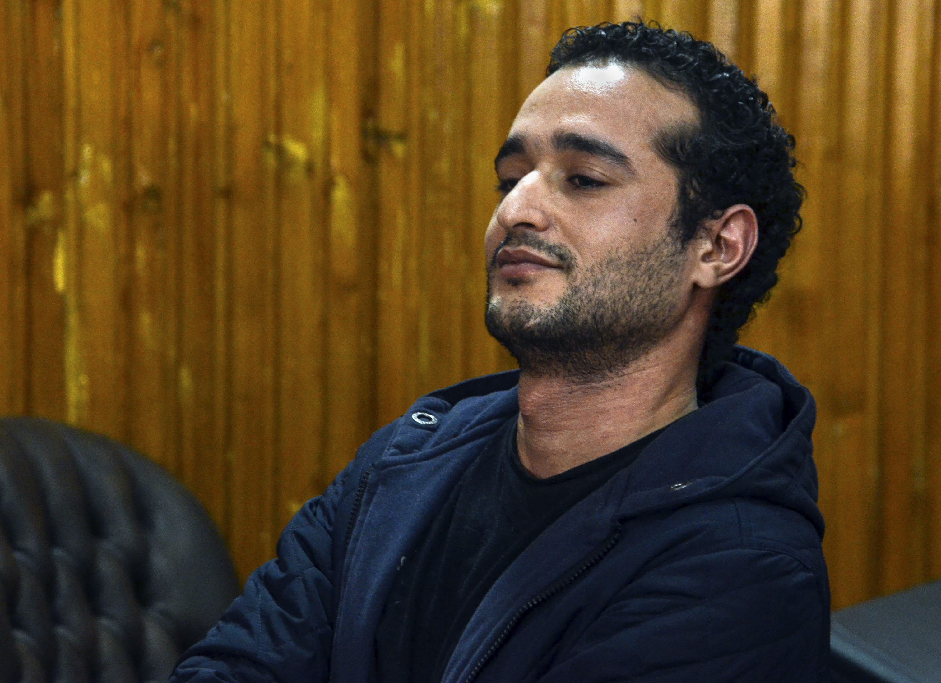 230 Egyptian Activists, Including Ahmed Douma, Get Life Sentences