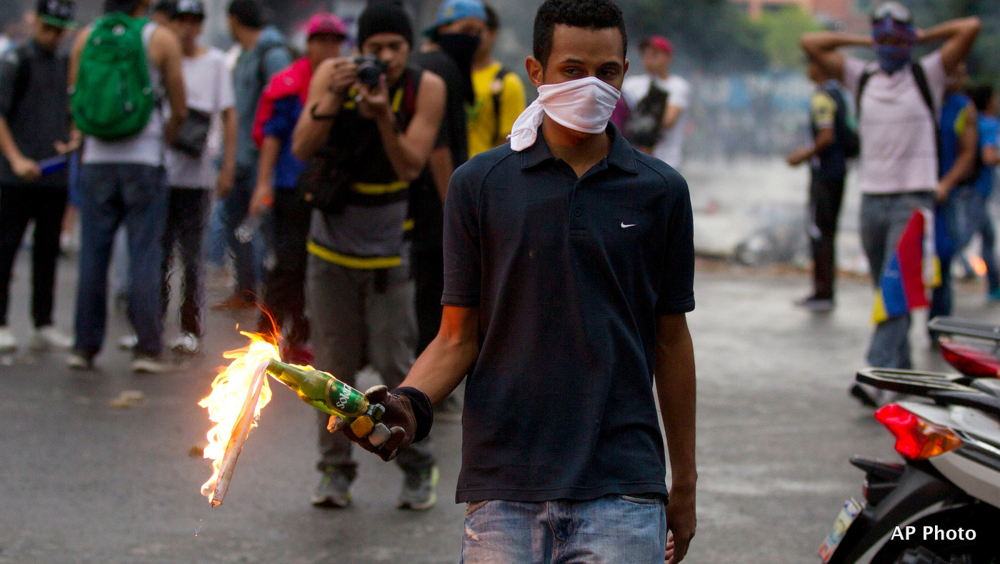 Details On An Alleged US-Backed Coup In Venezuela Come To Light