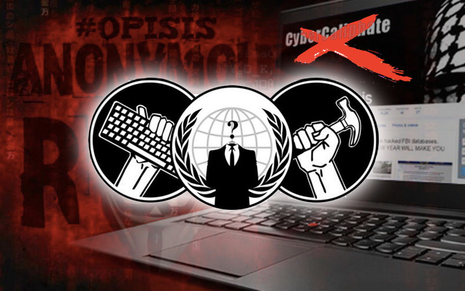Anonymous 'Hacktivists' Just Smacked The Taste Out Of ISIS's Mouth