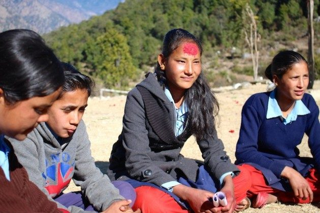 Nepal's Child Bride Epidemic
