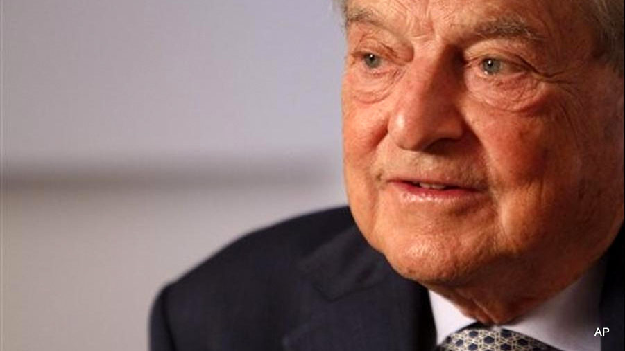 George Soros Looks To Co-Own Ukraine