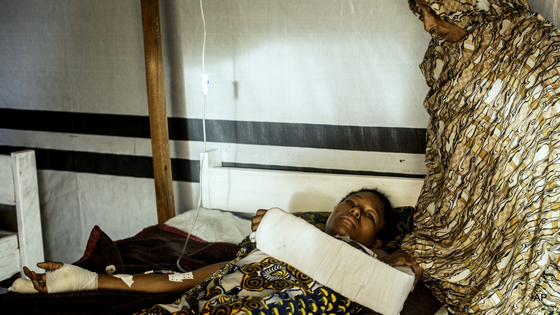 World Ignores Genocide In Central African Republic Because It's Not ISIS & There's No Oil