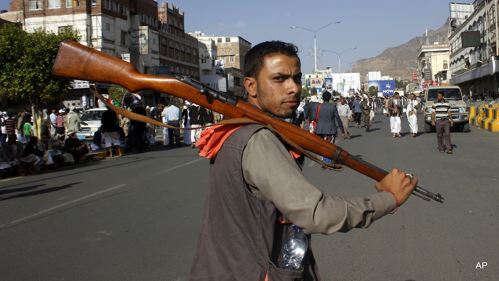 Yemen Timeline: From January 2011 To March 2015