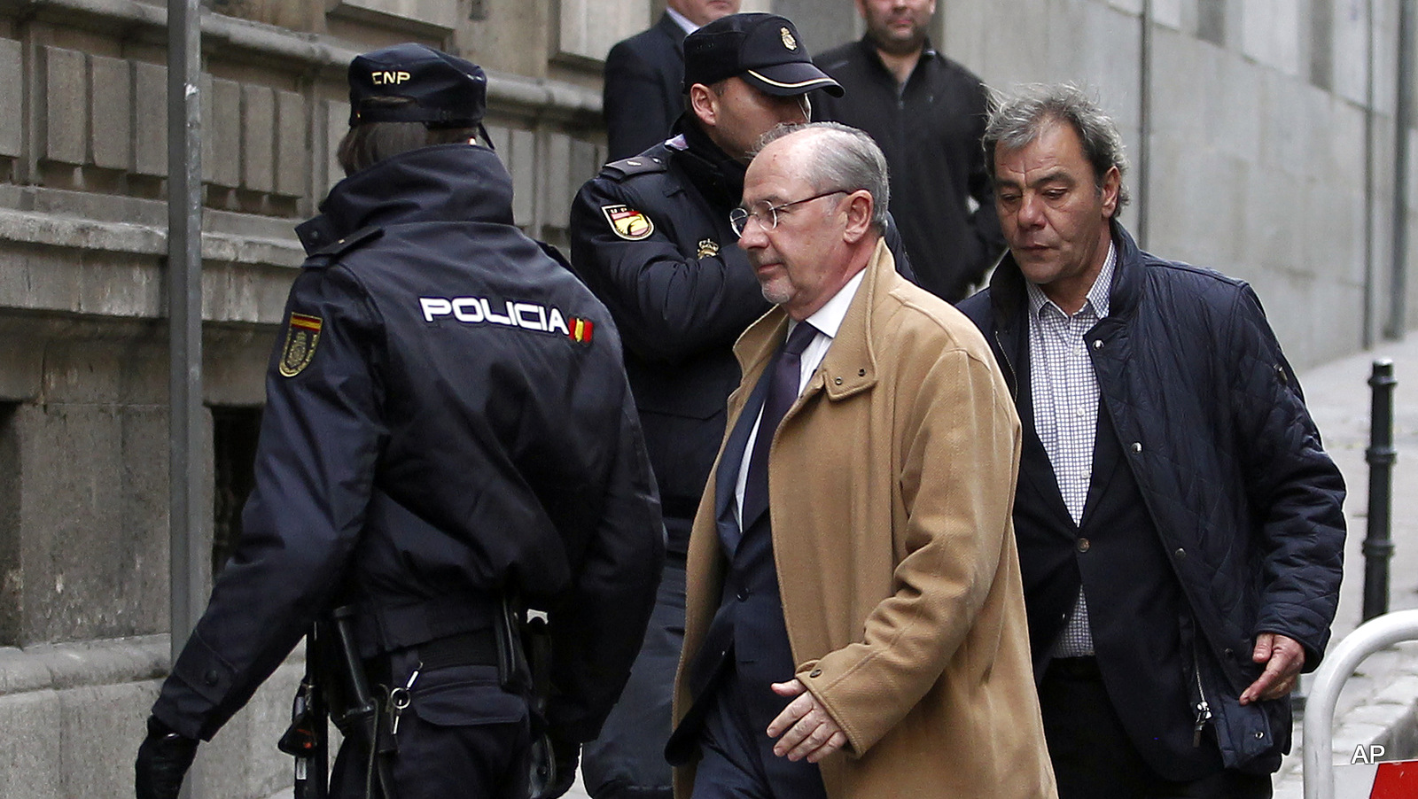 Former IMF Chief Under Investigation For Money Laundering, Now Arrested