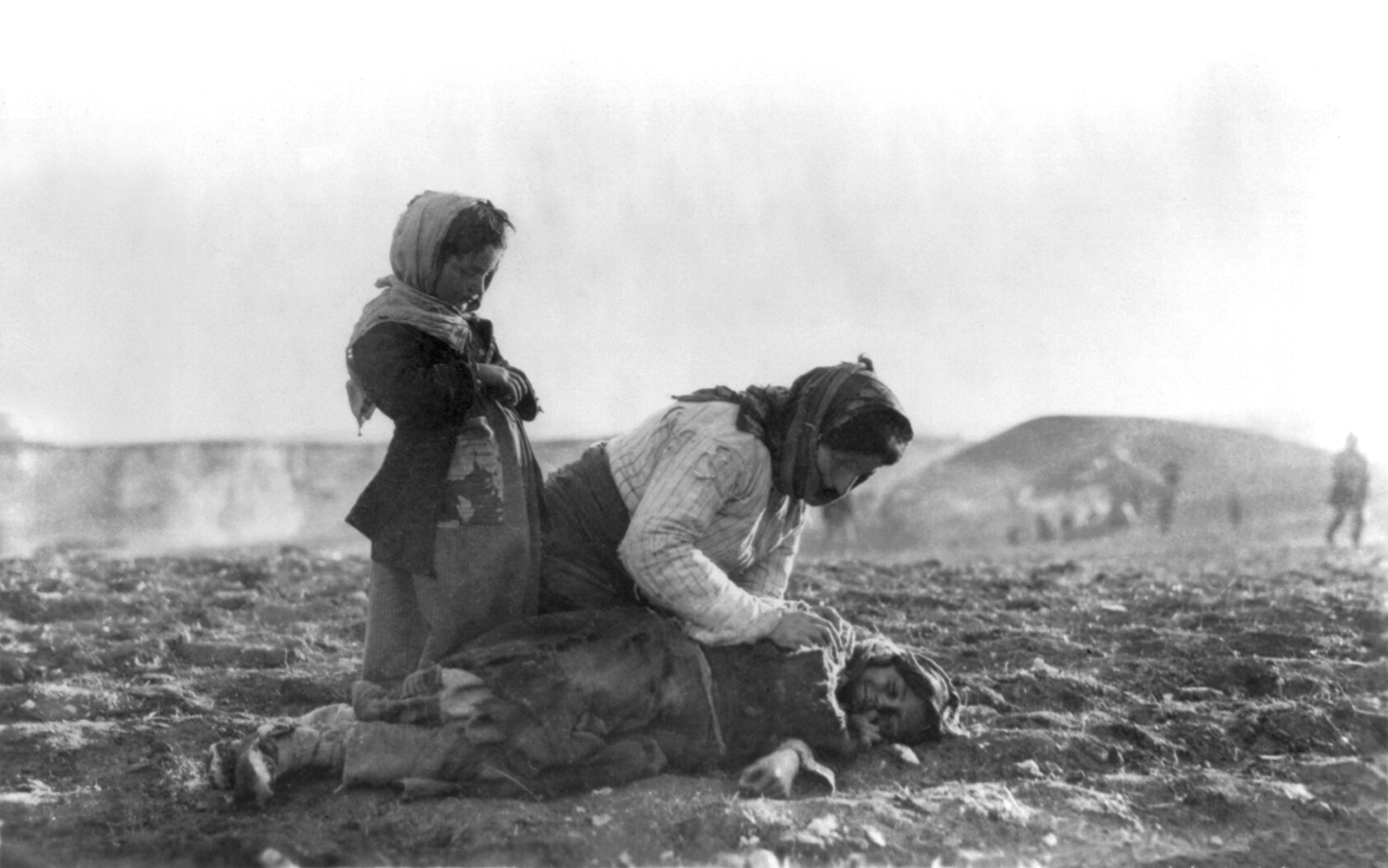 100th Anniversary Of Armenian Genocide Reflects A Politically Inconvenient Reality