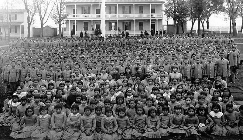 American Indian Boarding Schools: A Legacy Of Pain Enters A Phase For Healing