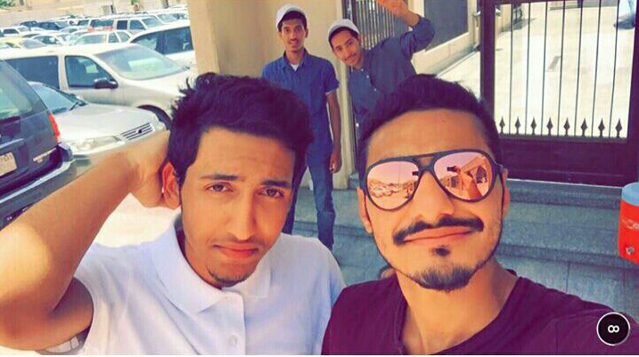 These two young Saudi men jumped at the suicide bomber in Saudi Arabia risking their own lives to save worshipers at the Shiite Mosque in Damman, Saudi Arabia. The attack ended up only killing these two brave men and the suicide attacker himself.  (Photo courtesy  BintJbeil News)