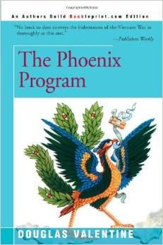 The Phoenix Program  Douglas Valentine Banned Book cover