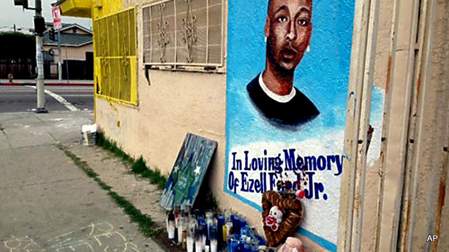 LAPD Officers Cleared In Shooting Of Unarmed Mentally Challenged Man