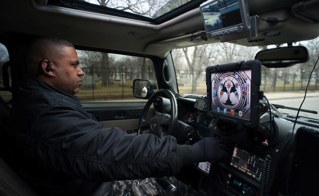 Think, Don't Shoot!: Detroit Man Bridges The Security Gap Left By A Failing Police Force