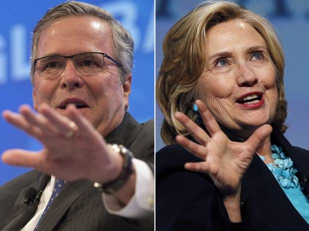 Bush Links Clinton To The Rise Of ISIS