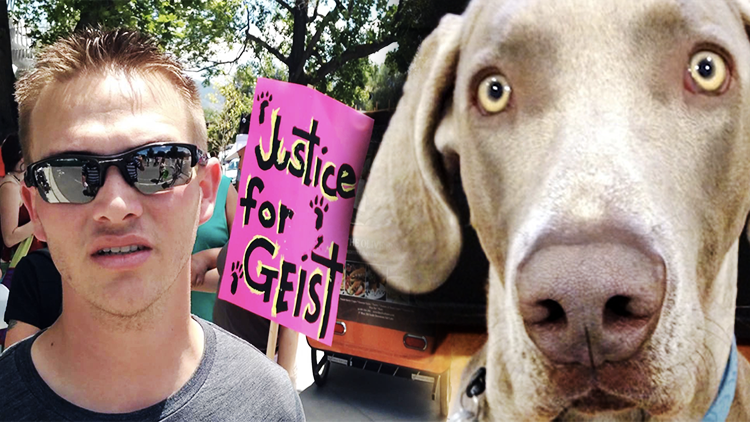 Man Told He Must Pay For 'Permission' To Sue Cop Who Killed His Dog