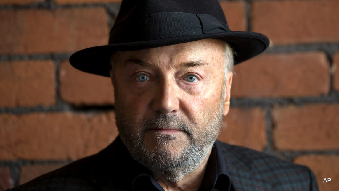 After Being Booted By Blair, George Galloway May Be Coming Back To UK Parliament