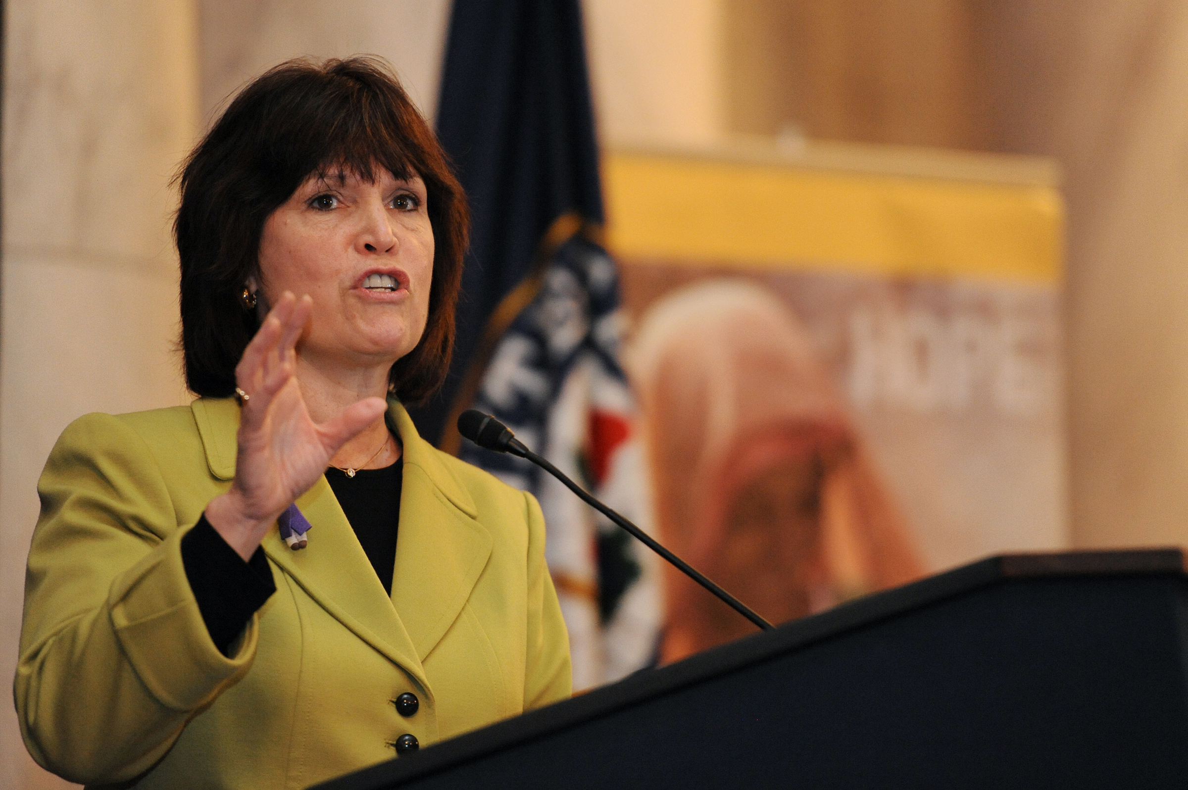 US Congresswoman Asks For Halt On Military Aid To Israel