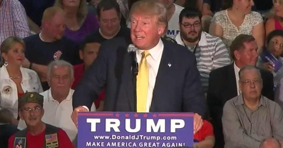 Trump: We're Gonna Be Looking Into' How We Can Get Rid of All the Muslims
