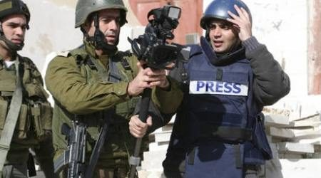 Six Palestinian Journalists Kidnapped By Israeli Forces In August
