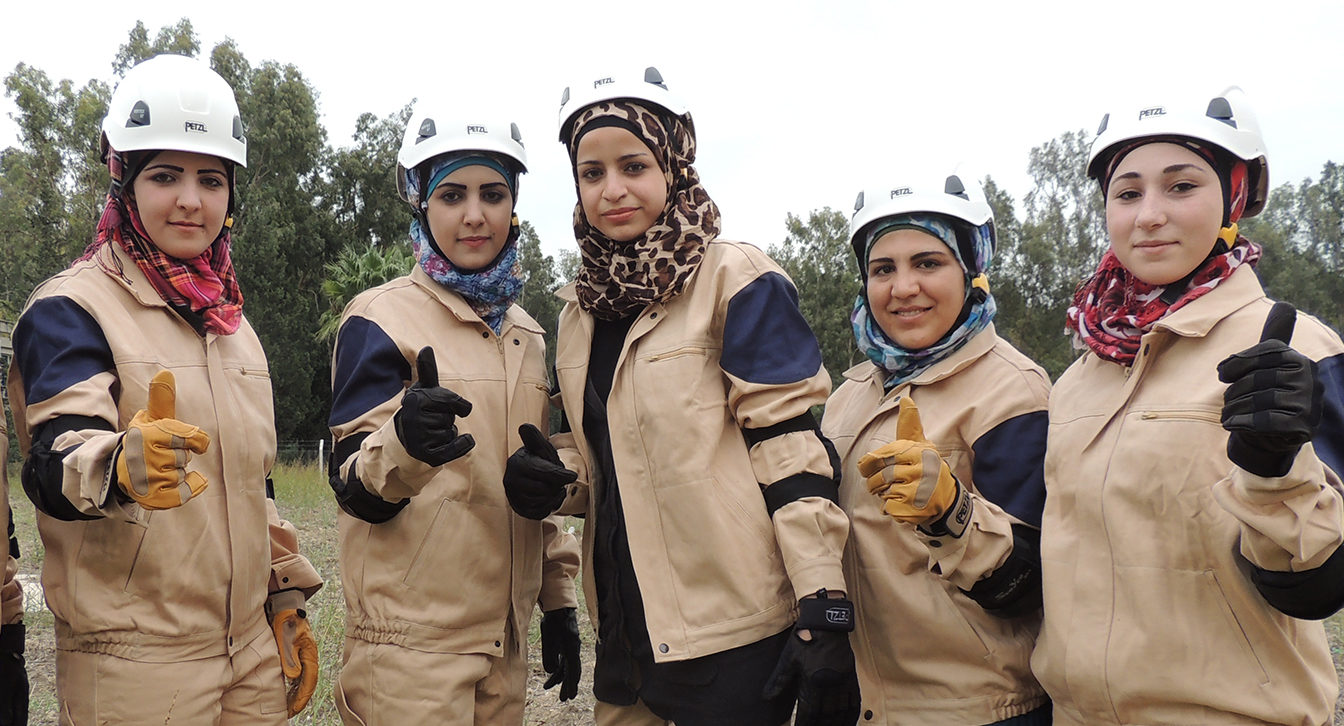 The Plot To Franchise The White Helmets Worldwide