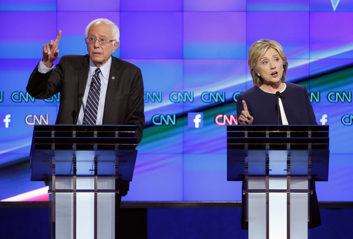 Democratic Candidates Debate Snowden, Ignore Whistleblower Protection Issues