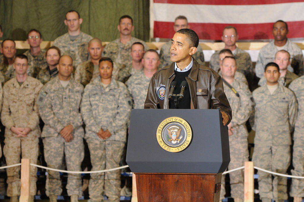 'We're Staying': Obama Adds Endless Afghan War to Legacy